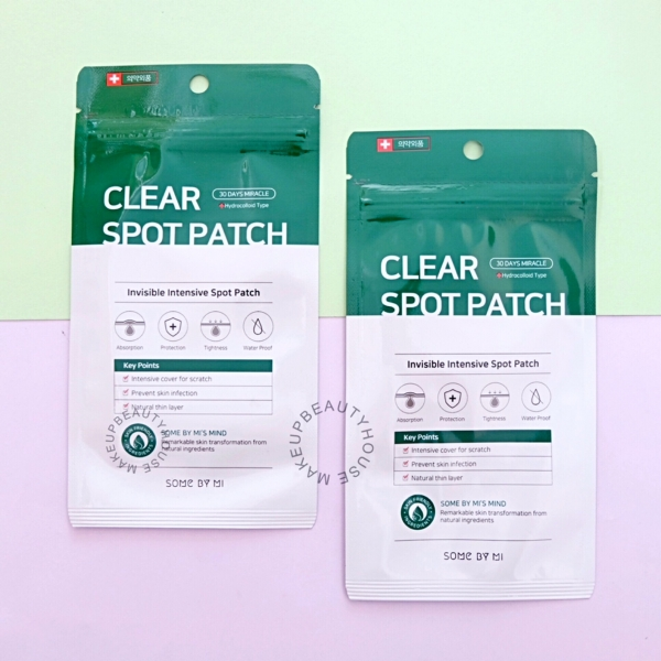Clear Spot Patch (18 Patchs)