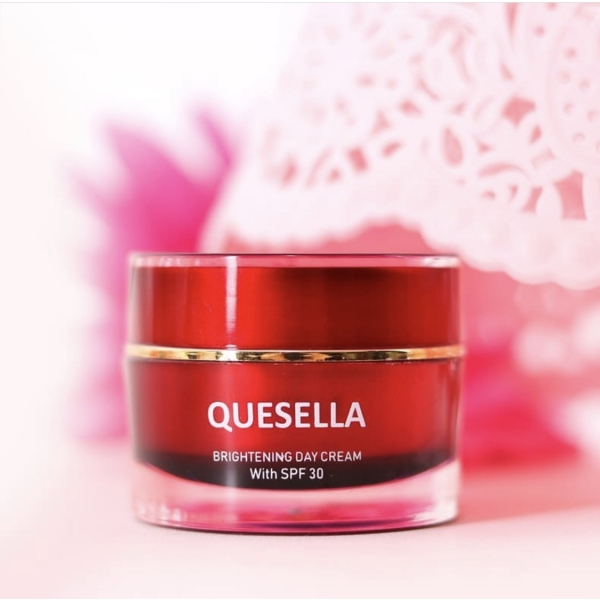 Quesella Brightening Day Cream SPF 30/PA++ 15gr