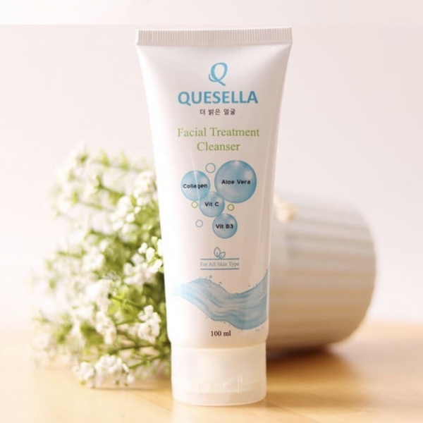 Quesella Facial Treatment Cleanser 100ml