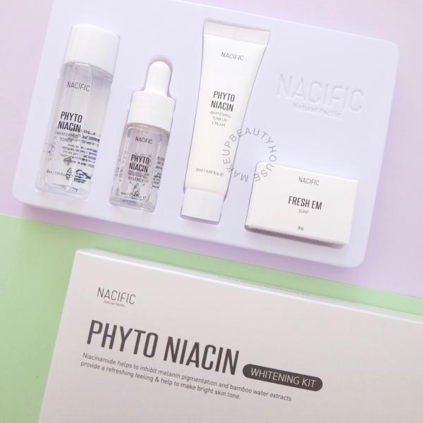 Phyto Niacin Whitening Kit 4EA
