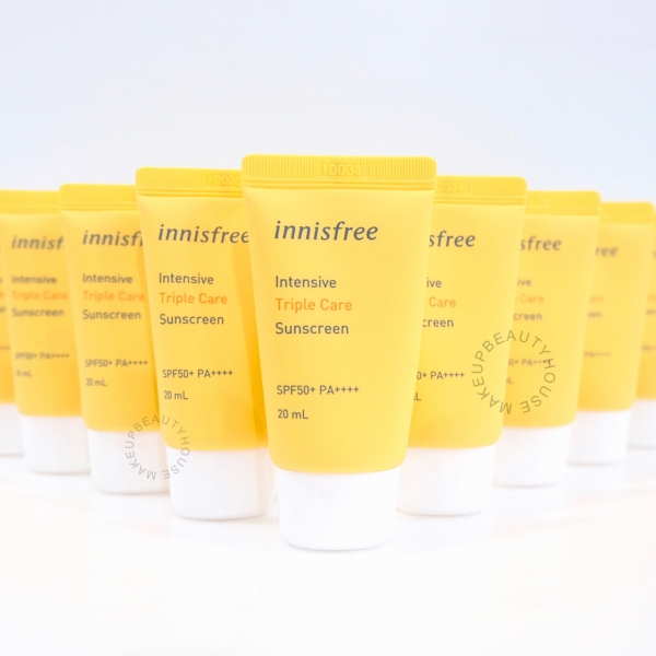 Intensive Triple Care Sunscreen 20ml (Mini Size)