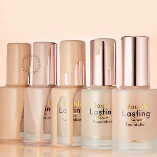 ETUDE HOUSE Double Lasting Serum Foundation (30gr)