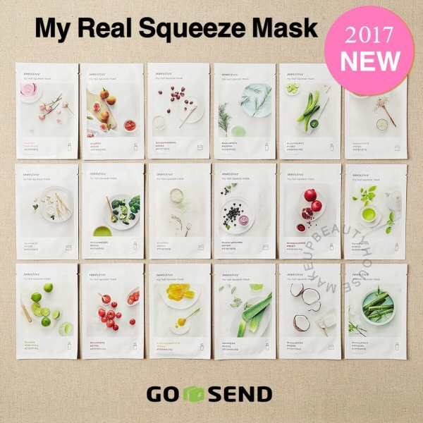 My Real Squeeze Mask