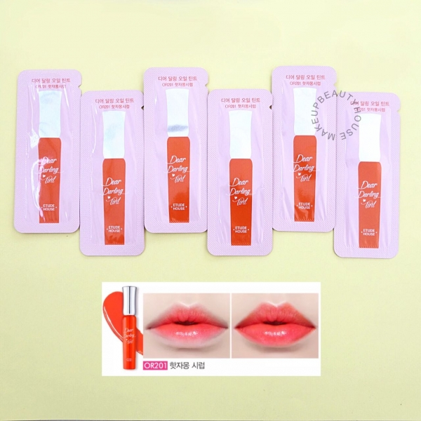 Dear Darling Oil Tint OR201 (Sample Sachet)