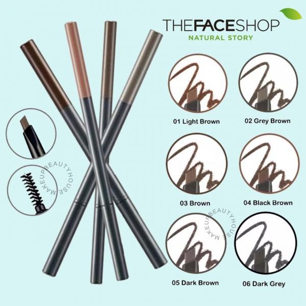 Designing Eyebrow