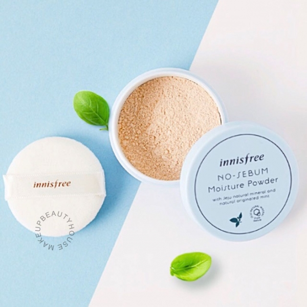 No Sebum Moisture Powder