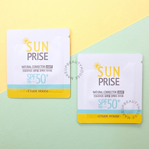 Sunprise Natural Corrector Light (sample sachet)