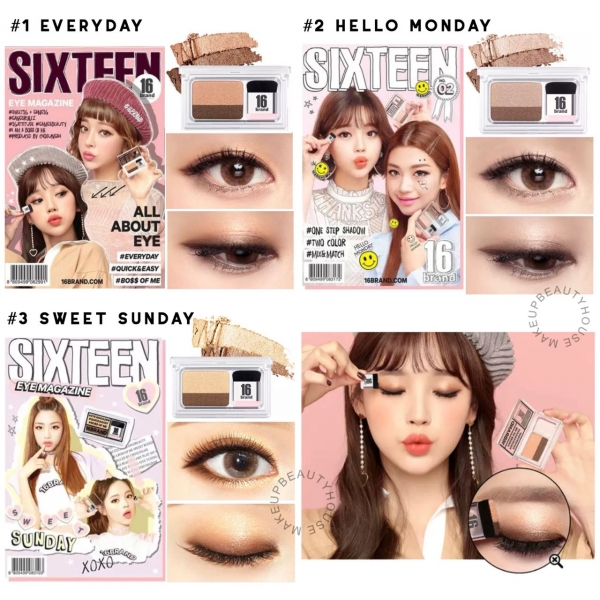 Eyeshadow Eye Magazine