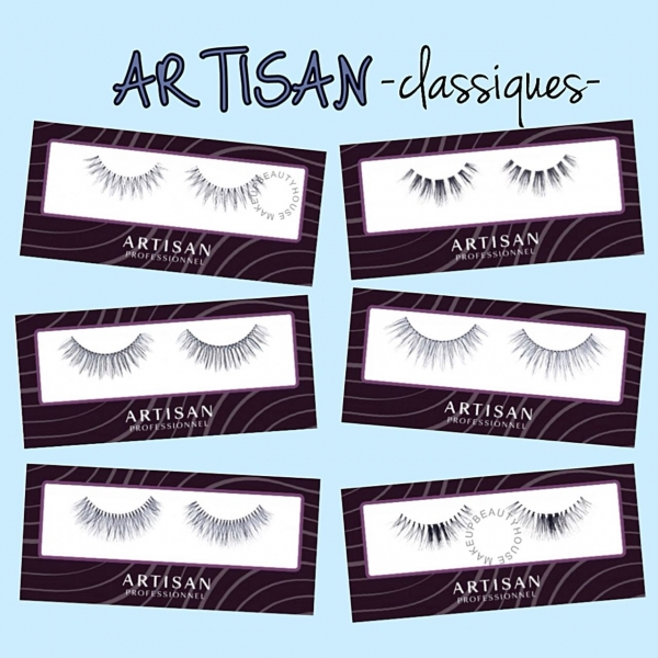 ARTISAN LASH / RTSY Eyelashes - CLASSIQUES