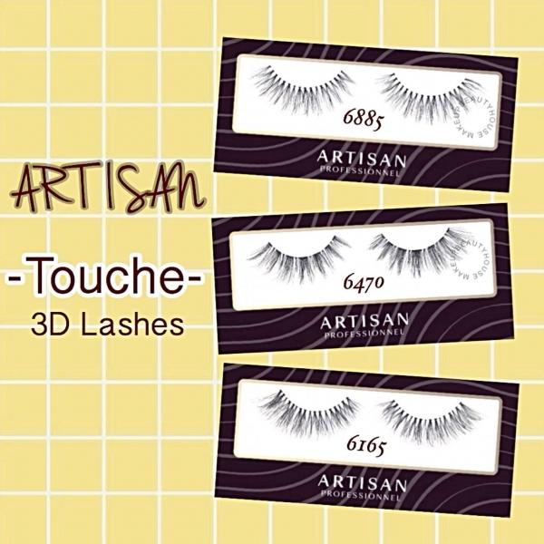 ARTISAN LASH / RTSY Eyelashes - TOUCHE