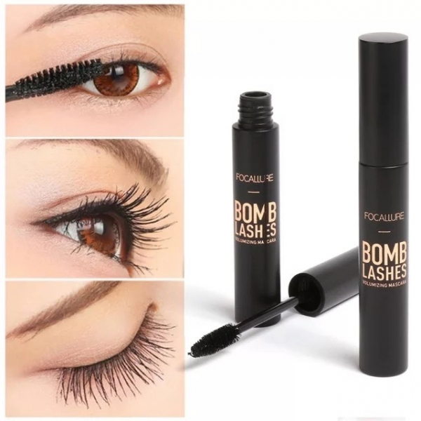 (FA44) Bomb Lashes Volumizing Mascara 10ml [BPOM]