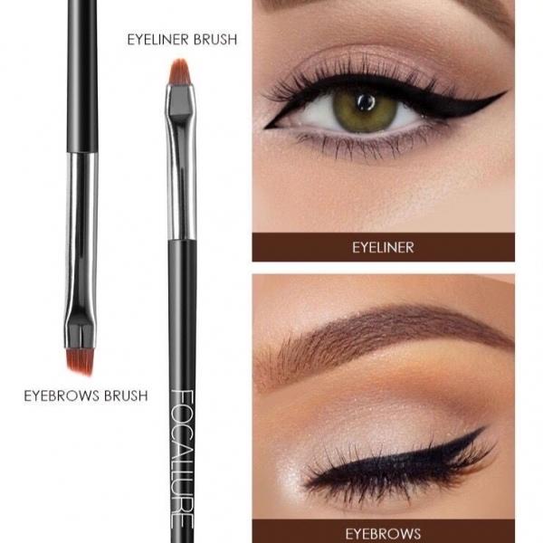 (FA73) Professional brush eyeliner brush /eyebrow brush