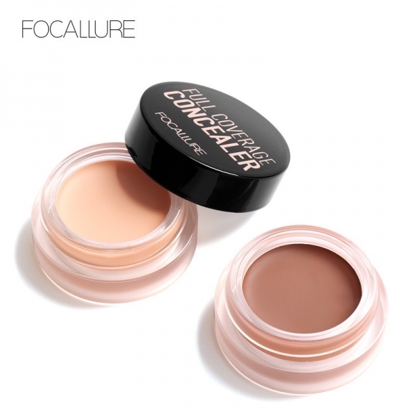 FOCALLURE FA58 Concealer Cream Full Coverage Acne Concealer