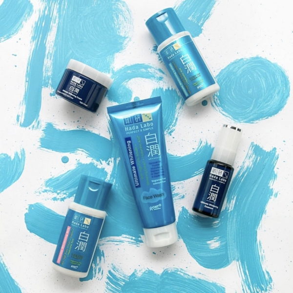 HADA LABO Shirojyun Ultimate Whitening Series (Lotion / Milk/ Face Wash / Cream)