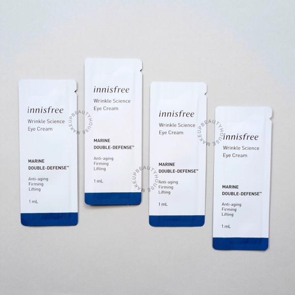 [Sample Sachet] Wrinkle Science Eye Cream 1ml