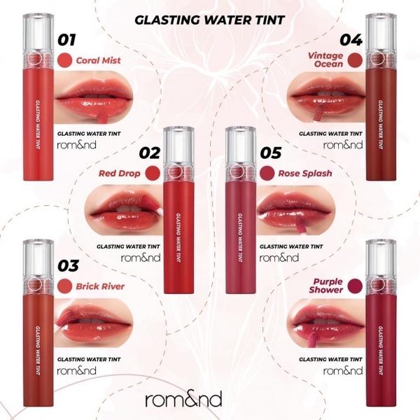 ROM&ND ROMAND [BPOM] Glasting Water Tint