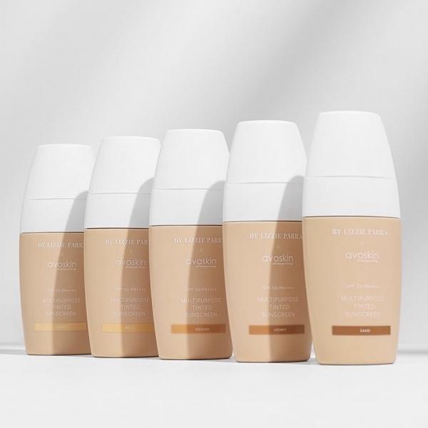 AVOSKIN BLP X AVOSKIN Multipurpose Tinted Sunscreen 5gr / 30 gr