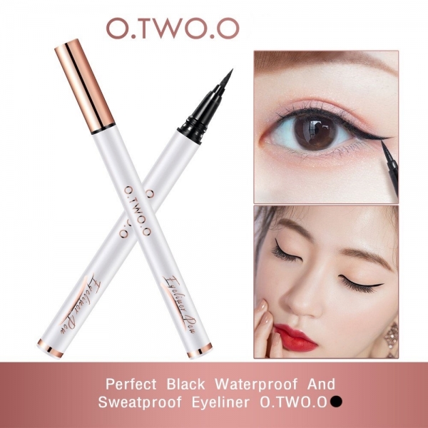 O.TWO.O Delicate Waterproof Eyeliner SC010 1ml