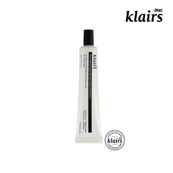 KLAIRS Illuminating Supple Blemish Cream (BB Cream) 40ml