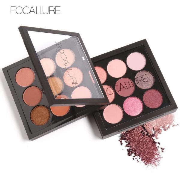 FOCALLURE (FA36) 9 Color Eyeshadow