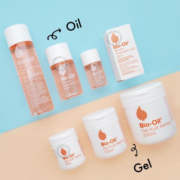BIO OIL (Penghilang Bekas Luka / Strech Mark / Penghilang Bekas Jerawat)