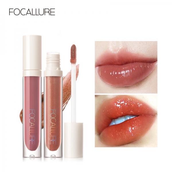 FOCALLURE FOCALLURE FA153 PlumMax Lip Gloss / High Shine Lip Glow