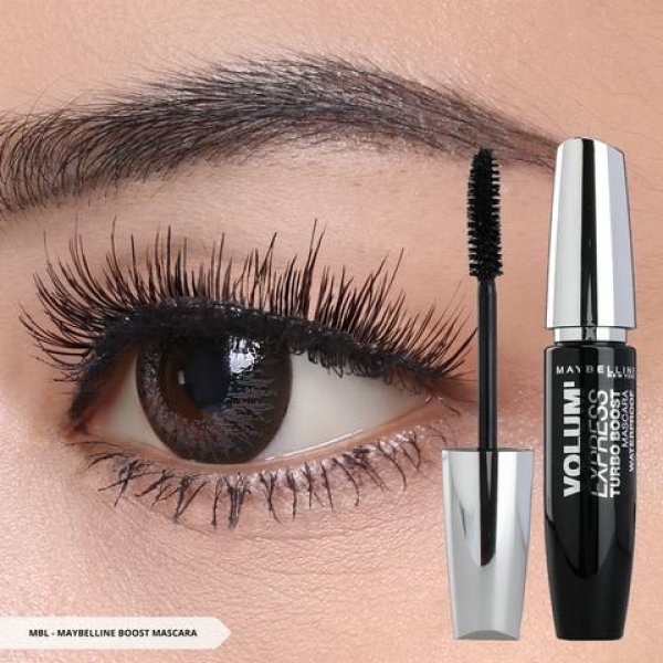 Volume Express Turbo Boost Mascara Waterproof