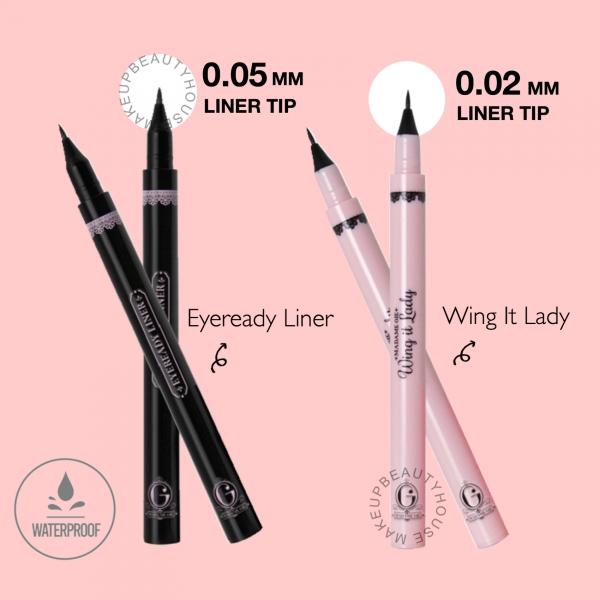 MADAME GIE Wing It Lady / Eyeready Liner Eyeliner Pen