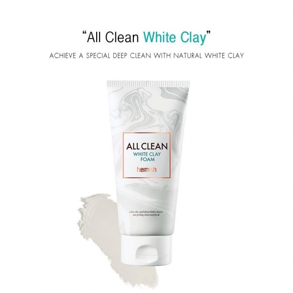 All Clean White Clay Foam 150g [BPOM]