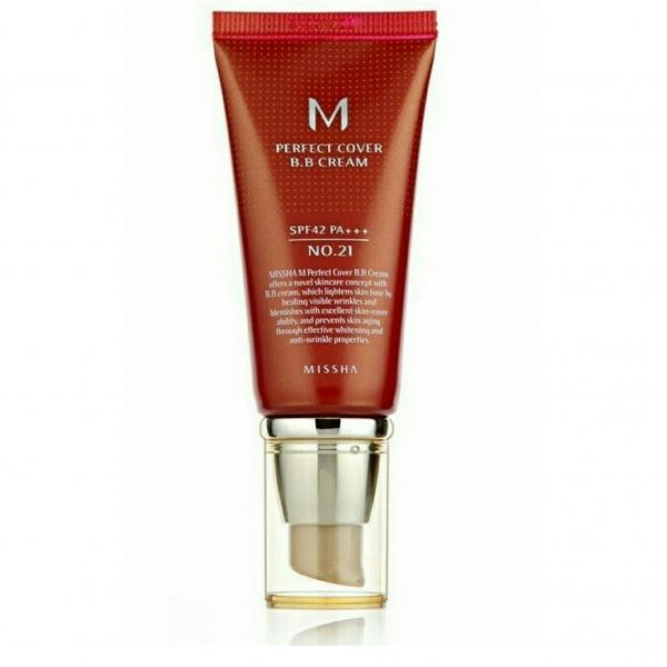 M Perfect Cover BB Cream SPF 42 PA++