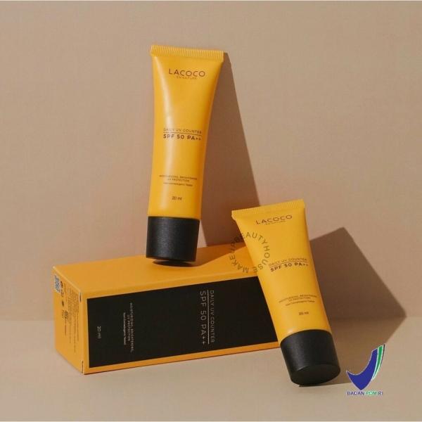 LACOCO Sunscreen Daily UV Counter SPF 50 PA++
