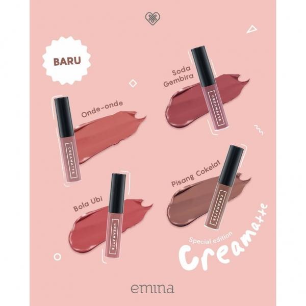 EMINA Creamatte Lipcream