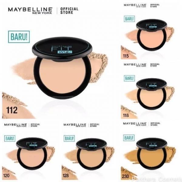 MAYBELLINE Fit Me Matte + Poreless Compact Powder SPF 28PA+++