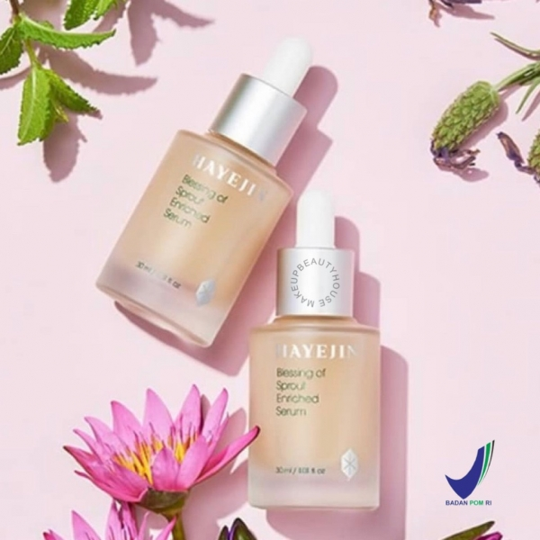 HAYEJIN [BPOM] Blessing of Sprout Enriched Serum 30ml