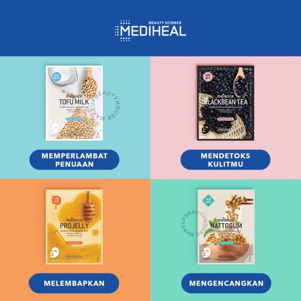 Meience Sheet Mask [BPOM]
