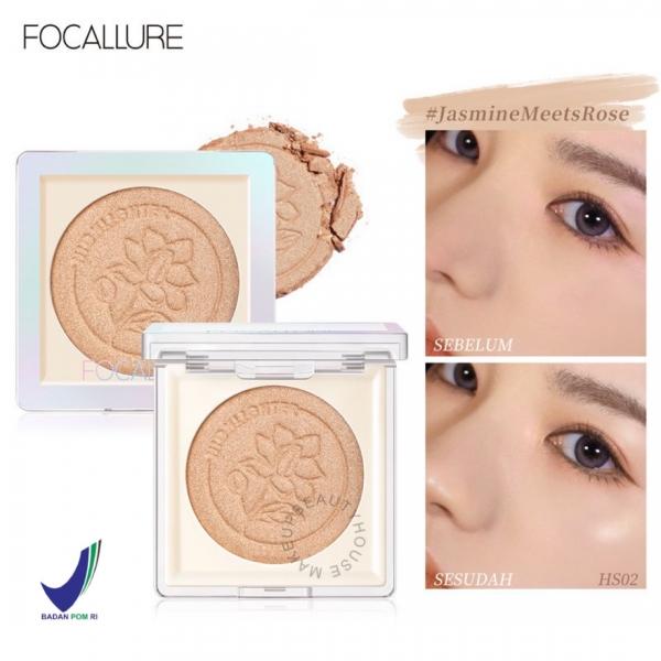 FOCALLURE (FA234) Shimmering Skin Pressed Highlighter