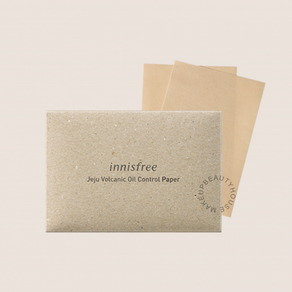 Beauty Tool Jeju Volcanic Oil Control Paper (50 sheets)