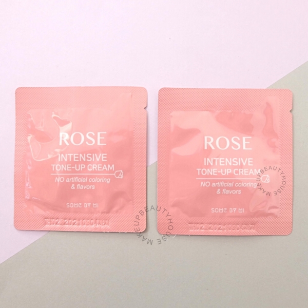 [Sample] Rose Intensive Tone-Up Cream
