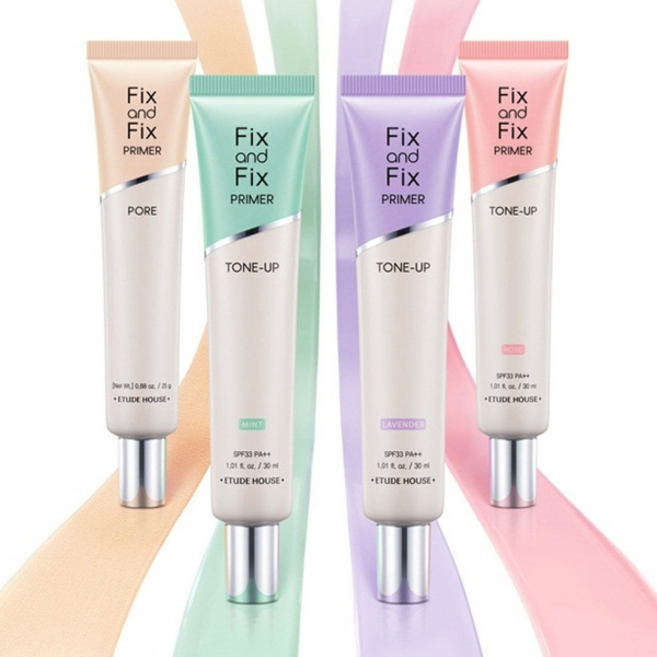 Fix and Fix Primer Tone Up (SPF 33/PA++)