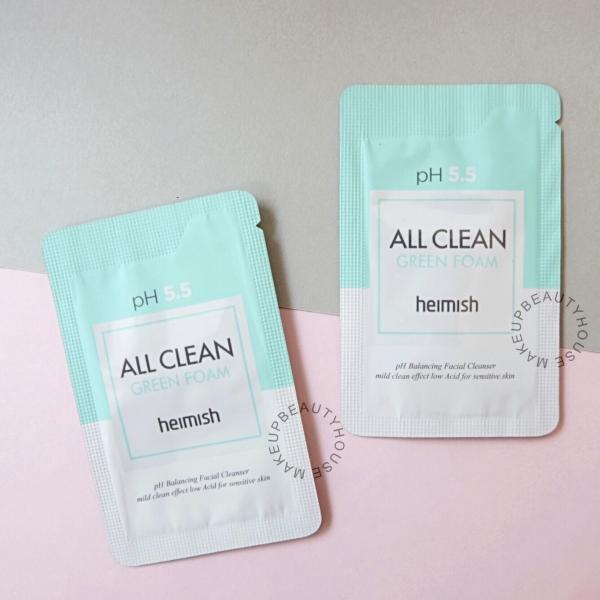 All Clean Green Foam SACHET