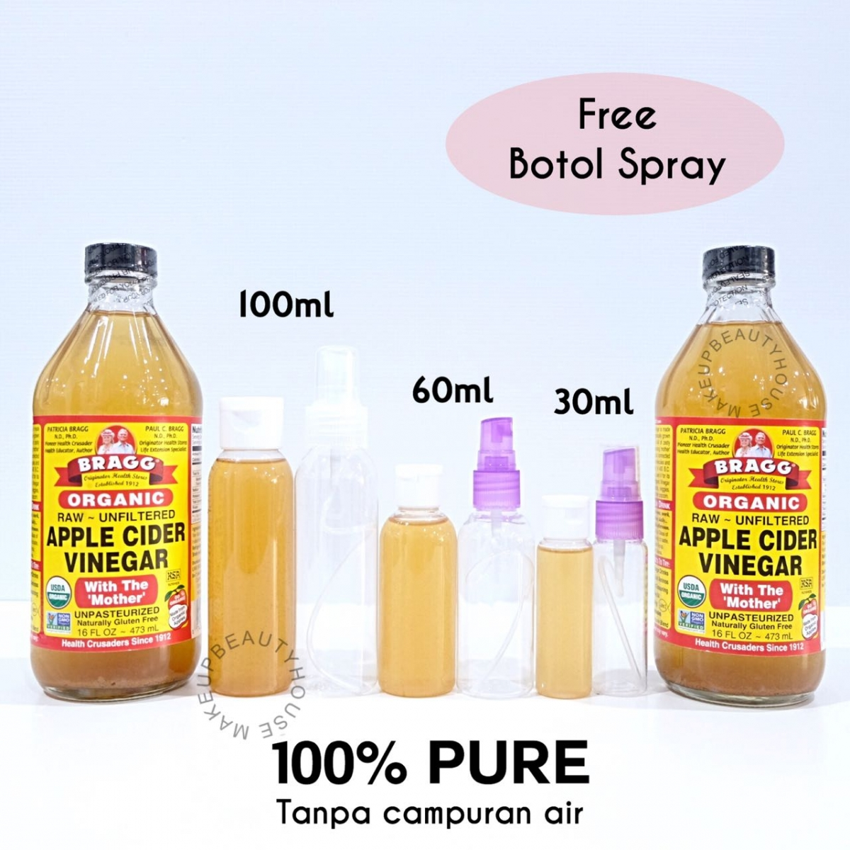 BRAGG. Apple Cider Vinegar ...
